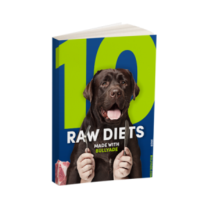 raw diet recipe book